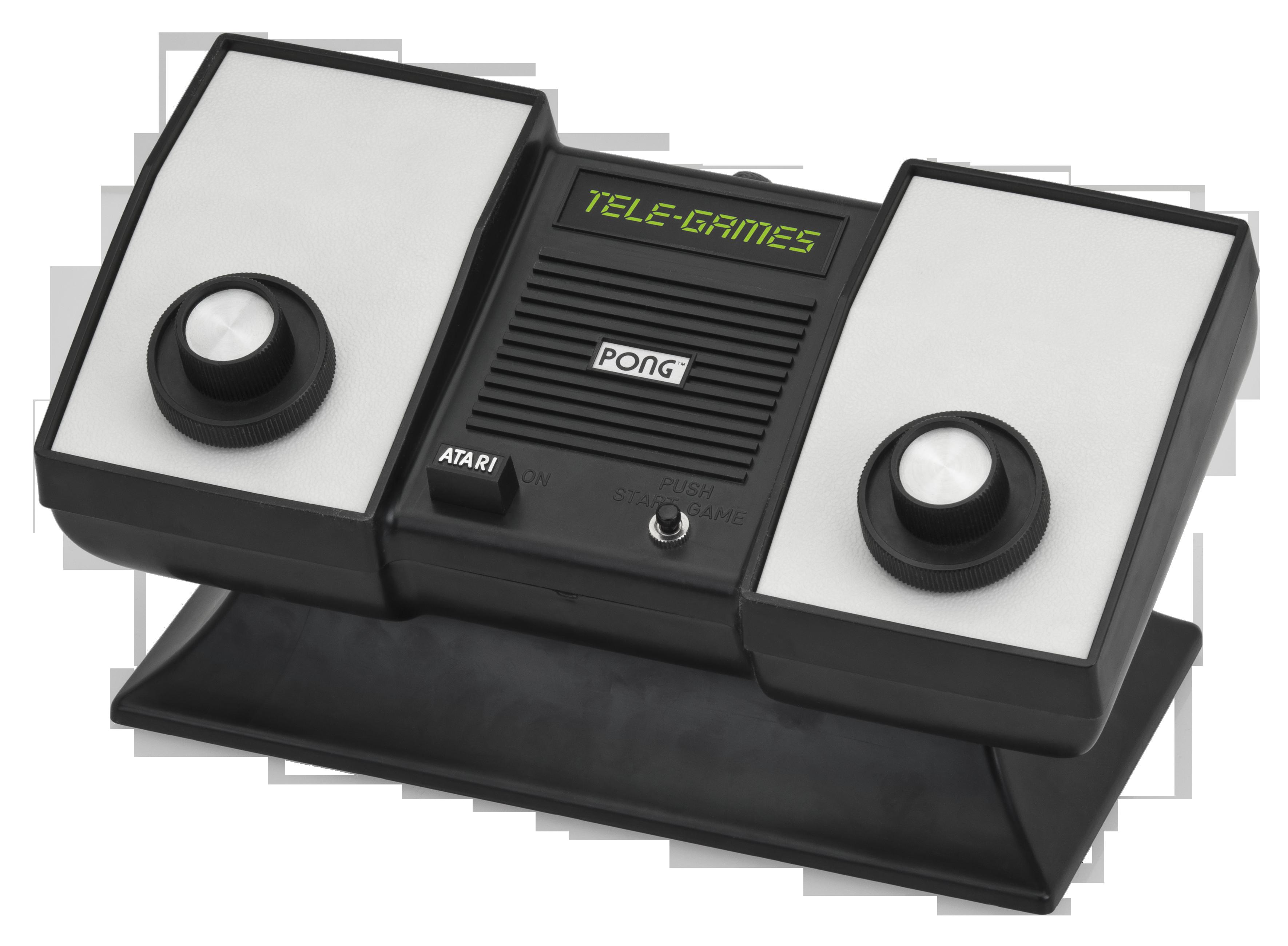 Atari Pong (domácí verze)